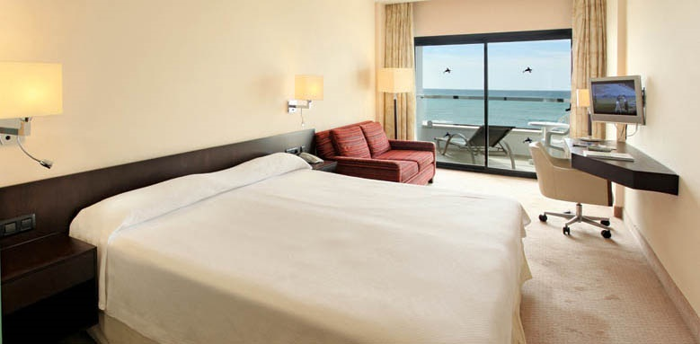 IFA Faro Hotel, double room ocean view