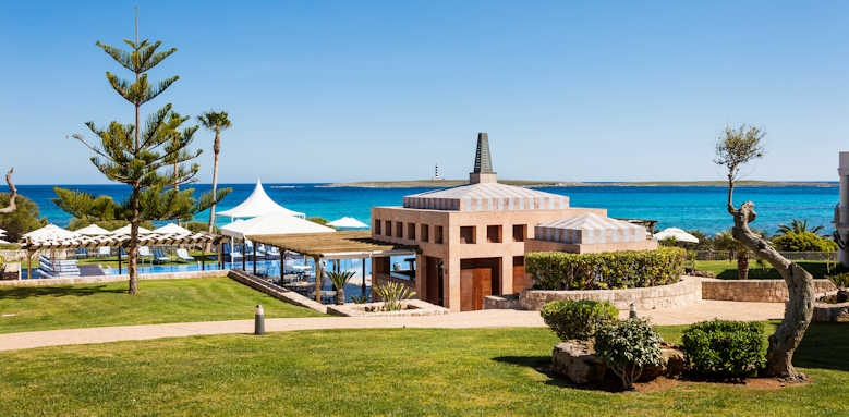 Insotel Punta Prima Prestige, hotel exterior