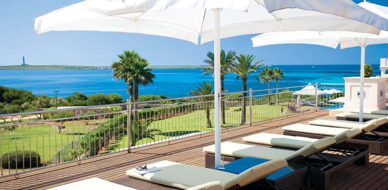Insotel Punta Prima Prestige Suites & Spa, sun terrace