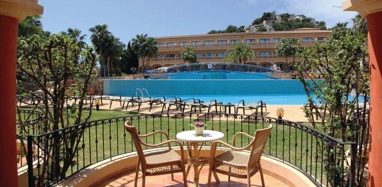 Mon Port Hotel & Spa, balcony view