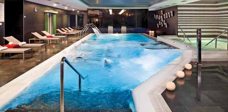 RedLevel at Gran Melia Palacio De Isora Resort, spa pool