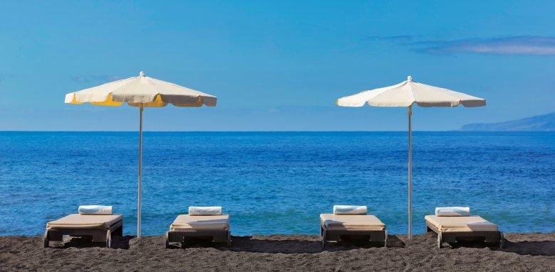 RedLevel at Gran Melia Palacio De Isora Resort, beach