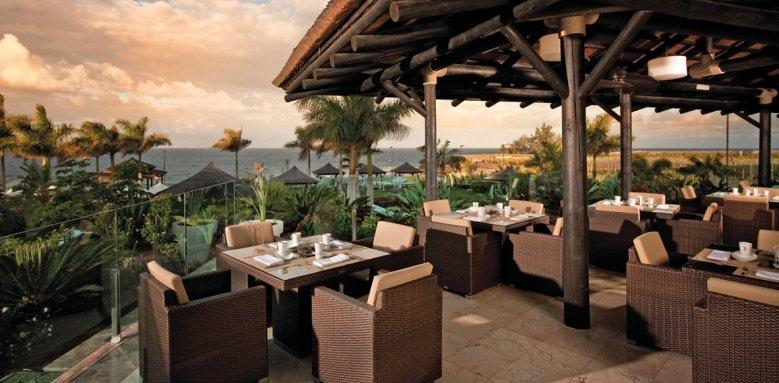 RedLevel at Gran Melia Palacio De Isora Resort, terrace