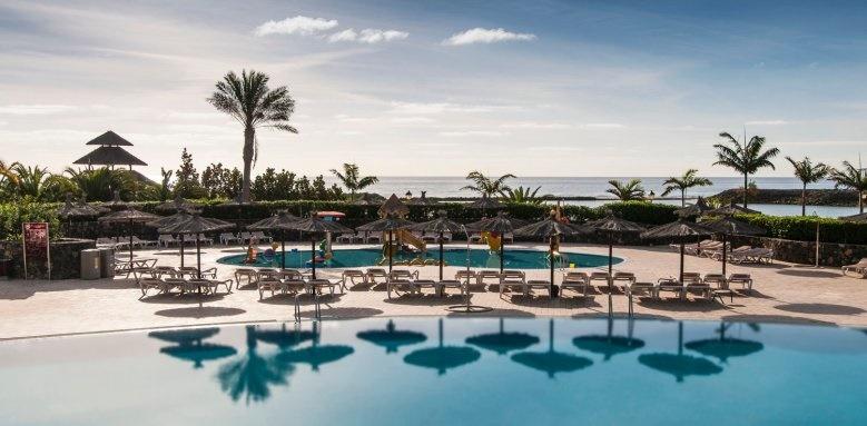 Sheraton Fuerteventura Beach, Golf & Spa Resort, kids pool and ocean view