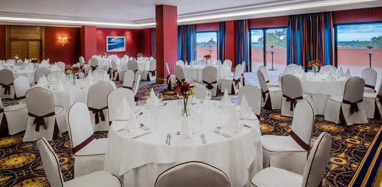 Sheraton Fuerteventura Beach, Golf & Spa Resort, wedding banquet