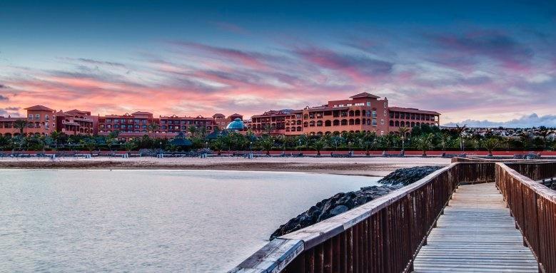 Sheraton Fuerteventura Beach, Golf & Spa Resort, beach view