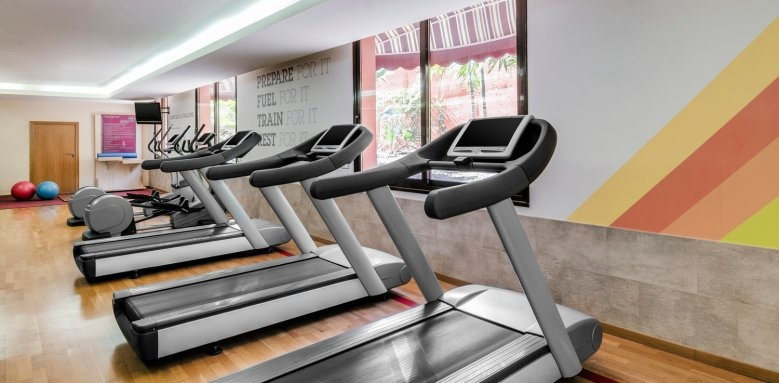 Sheraton Fuerteventura Beach, Golf & Spa Resort, fitness centre