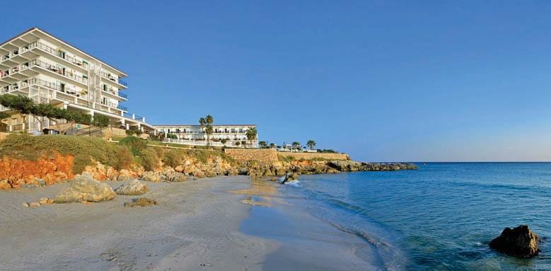 Sol Menorca, beach