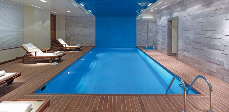 Pera Palace Hotel Jumeirah, indoor pool