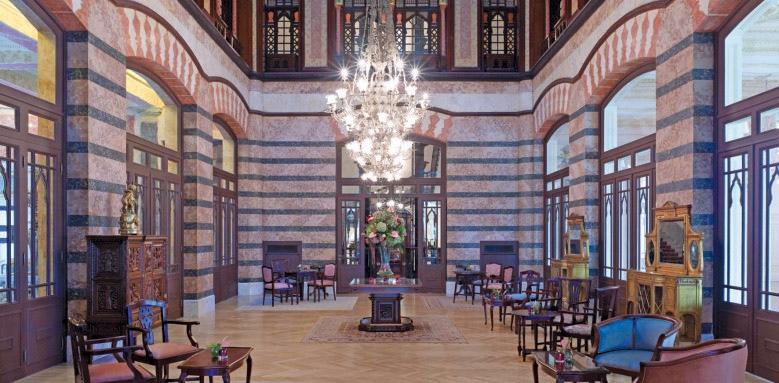 Pera Palace Hotel Jumeirah, interior