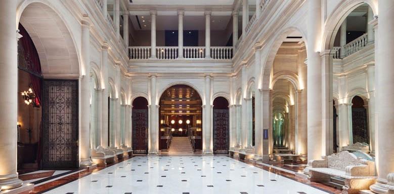 Le Parker Meridien New York, lobby