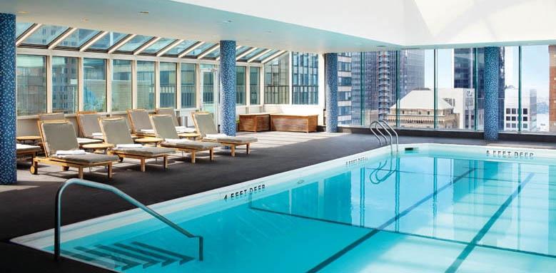 Le Parker Meridien New York, pool