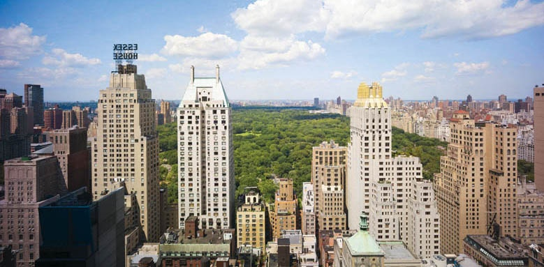 Le Parker Meridien New York, view
