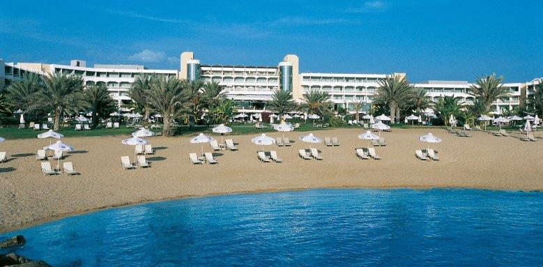 Constantinou Bros Athena Beach Hotel, exterior view