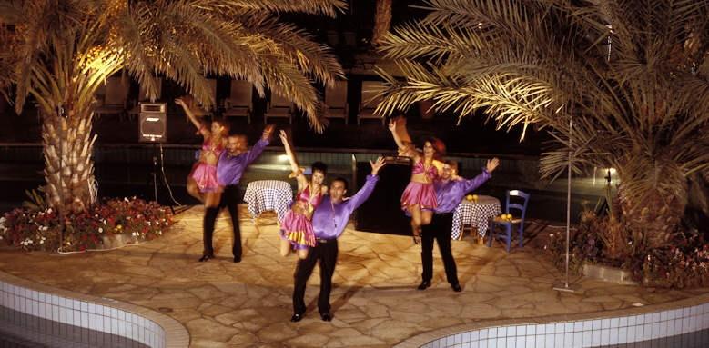 Constantinou Bros Athena Beach Hotel, beach entertainment