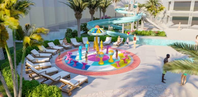 Constantinou Bros Athena Beach Hotel, kids club