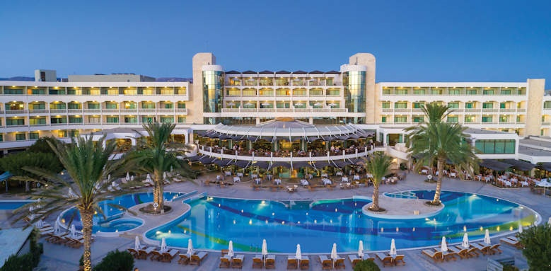 Constantinou Bros Athena Beach Hotel, hotel