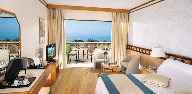 Constantinou Bros Athena Beach Hotel, Superior Sea View