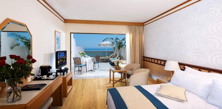 Constantinou Bros Athena Beach Hotel, Superior Deluxe Room