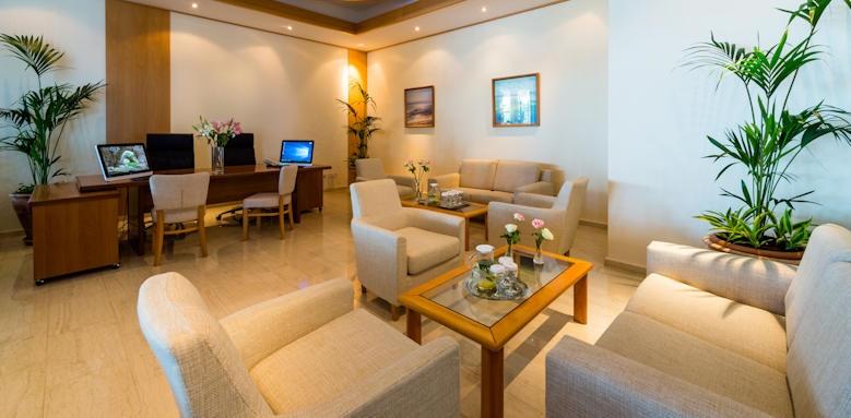 Constatinou Bros Athena Royal Beach Hotel,check in