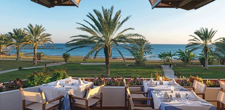 Athena Beach, pygmalion restaurant