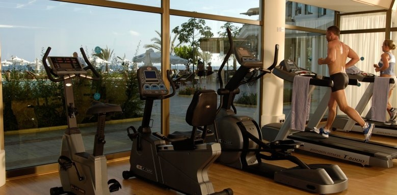 Constantinou Bros Athena Royal Beach Hotel, Gym
