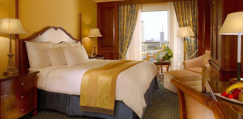 Cairo Marriott Hotel & Omar Khayyam Casino, Ambassador bedroom