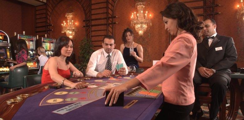 Cairo Marriott Hotel & Omar Khayyam Casino, casino