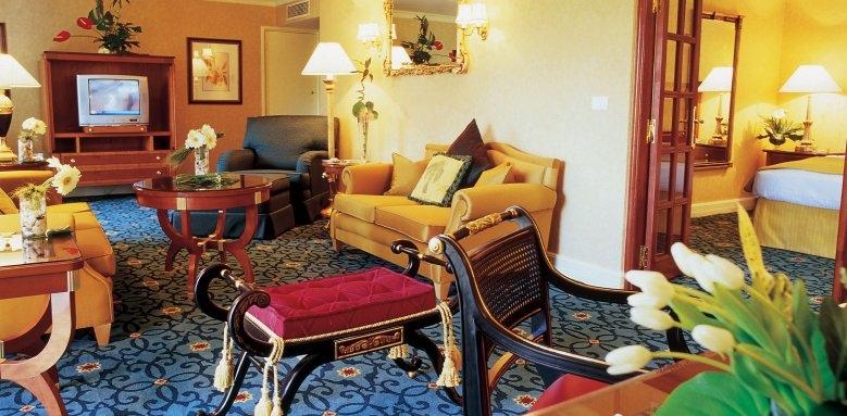 Cairo Marriott Hotel & Omar Khayyam Casino, executive suite