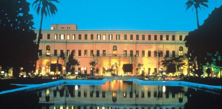 Cairo Marriott Hotel & Omar Khayyam Casino, Palace