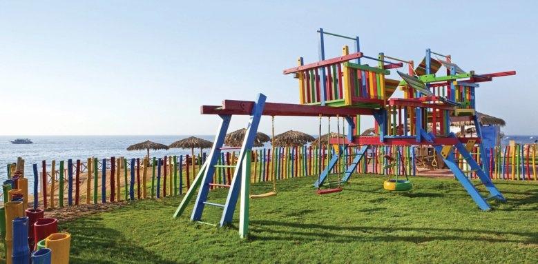 Hilton Sharm Waterfalls Resort, kids playground