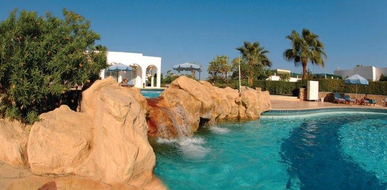 Hilton Sharm Waterfalls Resort, health club pool