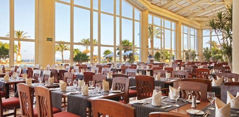 Hilton Sharm Waterfalls Resort, La cascade restaurant