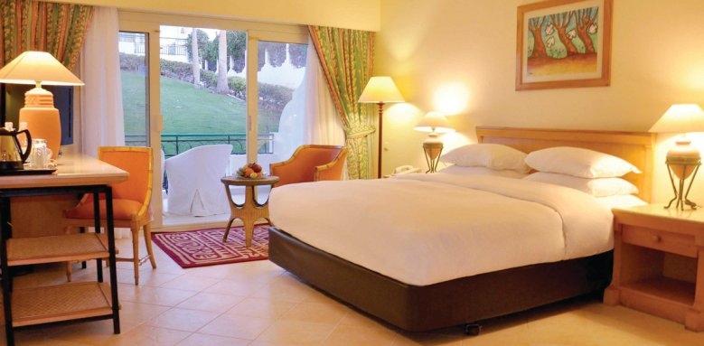 Hilton Sharm Waterfalls Resort, standard double room