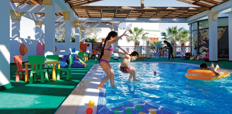 Hyatt Regency Sharm El Sheikh Resort, children in pool