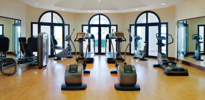 Hyatt Regency Sharm El Sheikh Resort, fitness room