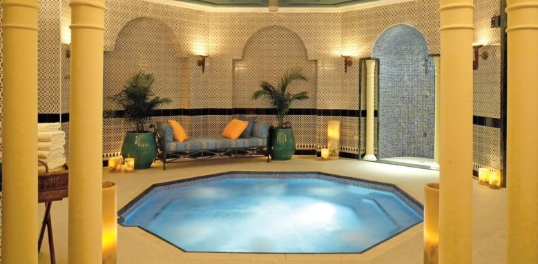 Hyatt Regency Sharm El Sheikh Resort, jacuzzi