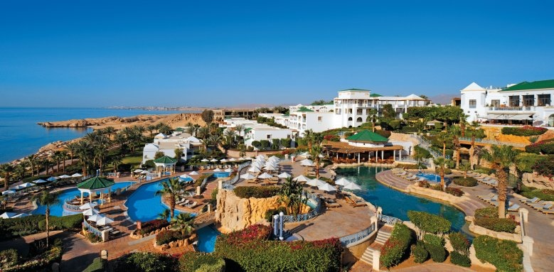 Hyatt Regency Sharm El Sheikh Resort, overview