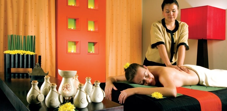 Movenpick Resort & Spa El Gouna, spa treatment