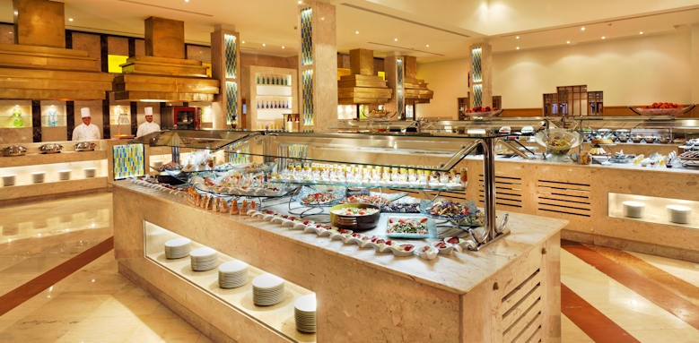 Movenpick Resort & Spa El Gouna, Palavrion restaurant