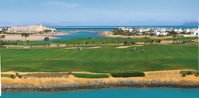 Movenpick Resort & Spa El Gouna,  golf