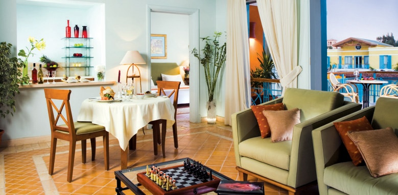 Movenpick Resort & Spa El Gouna, lagoon villa