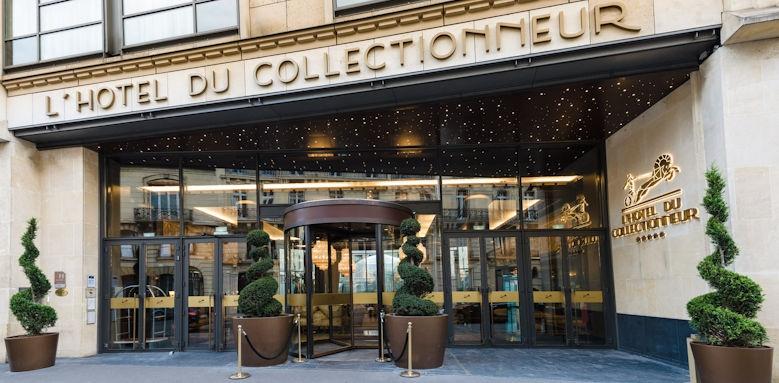 L'Hotel du Collectionneur, Facade Image