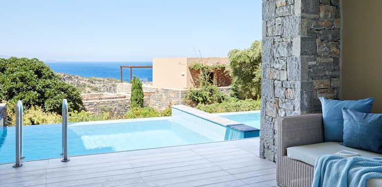 Daios Cove Luxury Resort & Villas, Deluxe Junior Suite Sea View