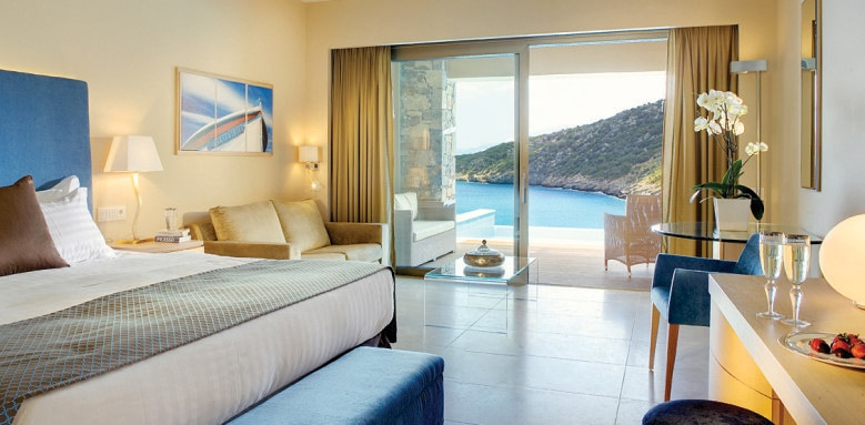 Daios Cove Luxury Resort & Villas, deluxe ocean view private pool