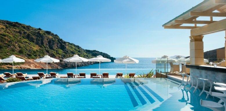 Daios Cove Luxury Resort & Villas, main pool