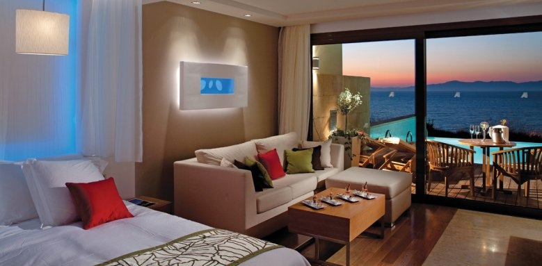 Elite Suites Amathus Beach Hotel Rhodes, interior