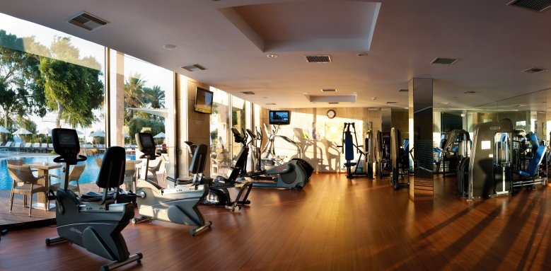 Amathus, Gym