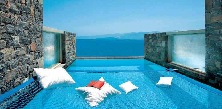 Elounda Peninsula All Suite Hotel, Peninsula suite pool