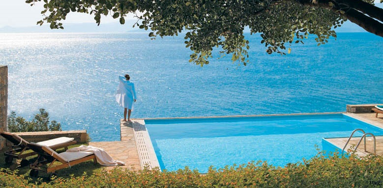 Elounda peninsula, two bedroom presidential suite